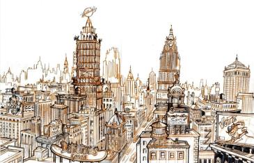 Gli elementi del paesaggio urbano