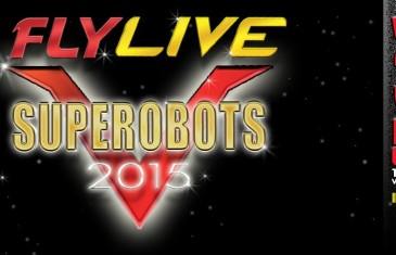 Nuovo Live per i Superobots