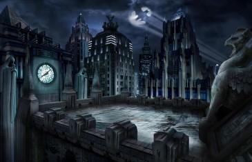 Gotham City Vs New York