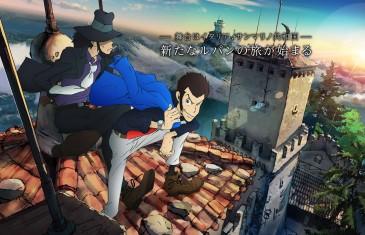 Torna Lupin III in tv. E la sigla?