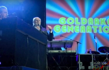 Goldrake Generation Live 2011