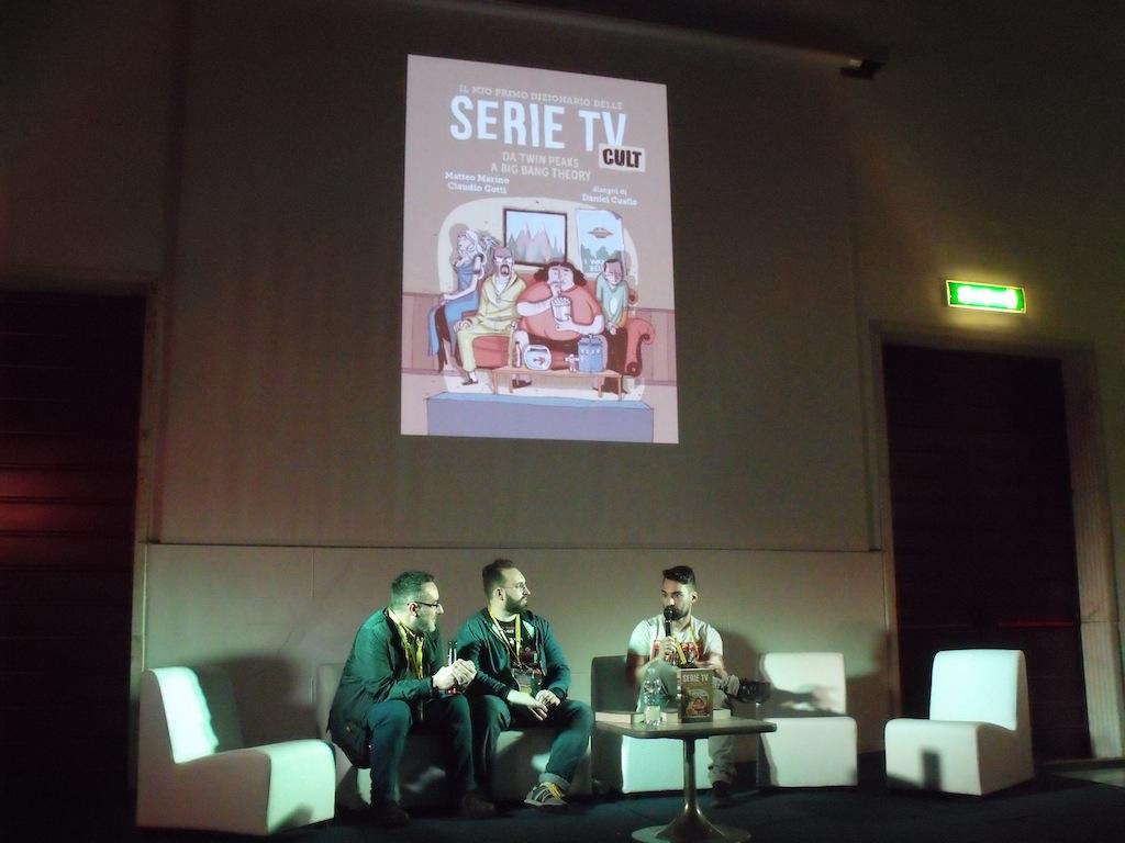 Dizionario Serie TV - Matteo Marino - Claudio Gotti