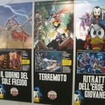 Mostre Napoli Comicon 2016 - Vite da Peter Pan
