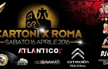 Cartoni per Roma – II edizione