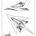 Uno schizzo del Brian Condor