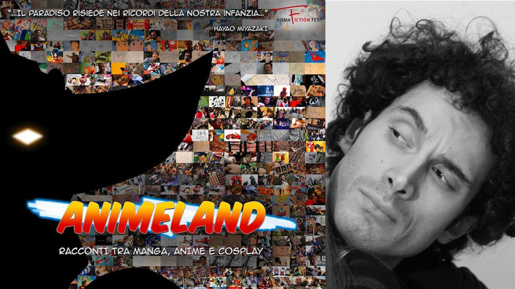 Animeland: intervista a Francesco Chiatante