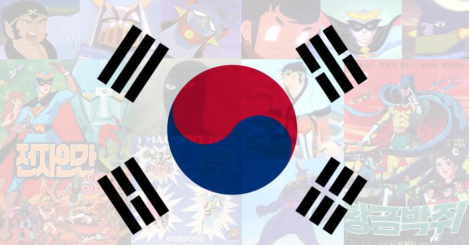 10 magnifici eroi, gli anime coreani