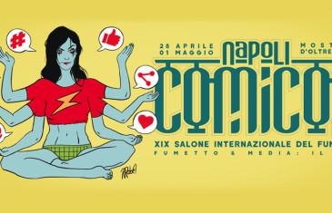 Napoli Comicon 2017: il punto