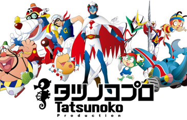 Tatsunoko Production, 55 anni di successi