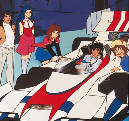 Spokon gli anime sportivi dedicati alle corse in auto vite da