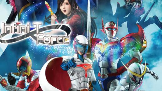 Infini-T Force, il ritorno dei Cavalieri Tatsunoko