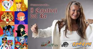 Clara Serina al Napoli Comicon 2018