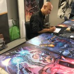 Claudio Castellini   Napoli Comicon 2018