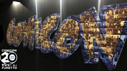 Napoli Comicon 2018 Record di visite