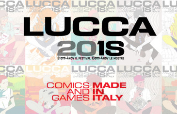 Lucca Comics 2018 Level-Up