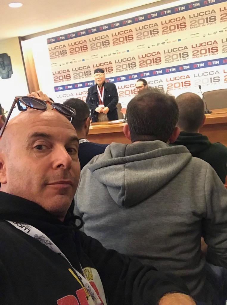 Leiji Matsumoto   Maurizio Nataloni