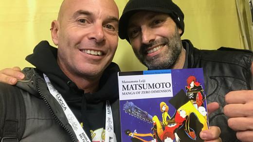 Leiji Matsumoto Manga of zero dimension