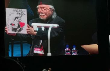 I disegni del Maestro Leiji Matsumoto