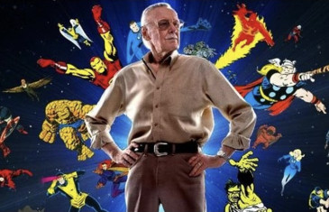Addio Stan Lee