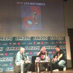 Leiji Matsumoto | Comicon | Maurizio Nataloni-01