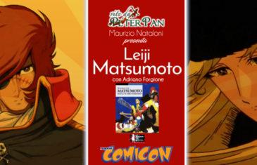 Speciale Leiji Matsumoto Napoli Comicon