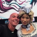 Yasko Fuji | 40 anni lady oscar