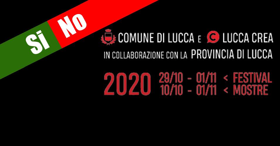 Lucca Comics 2020, possibili soluzioni